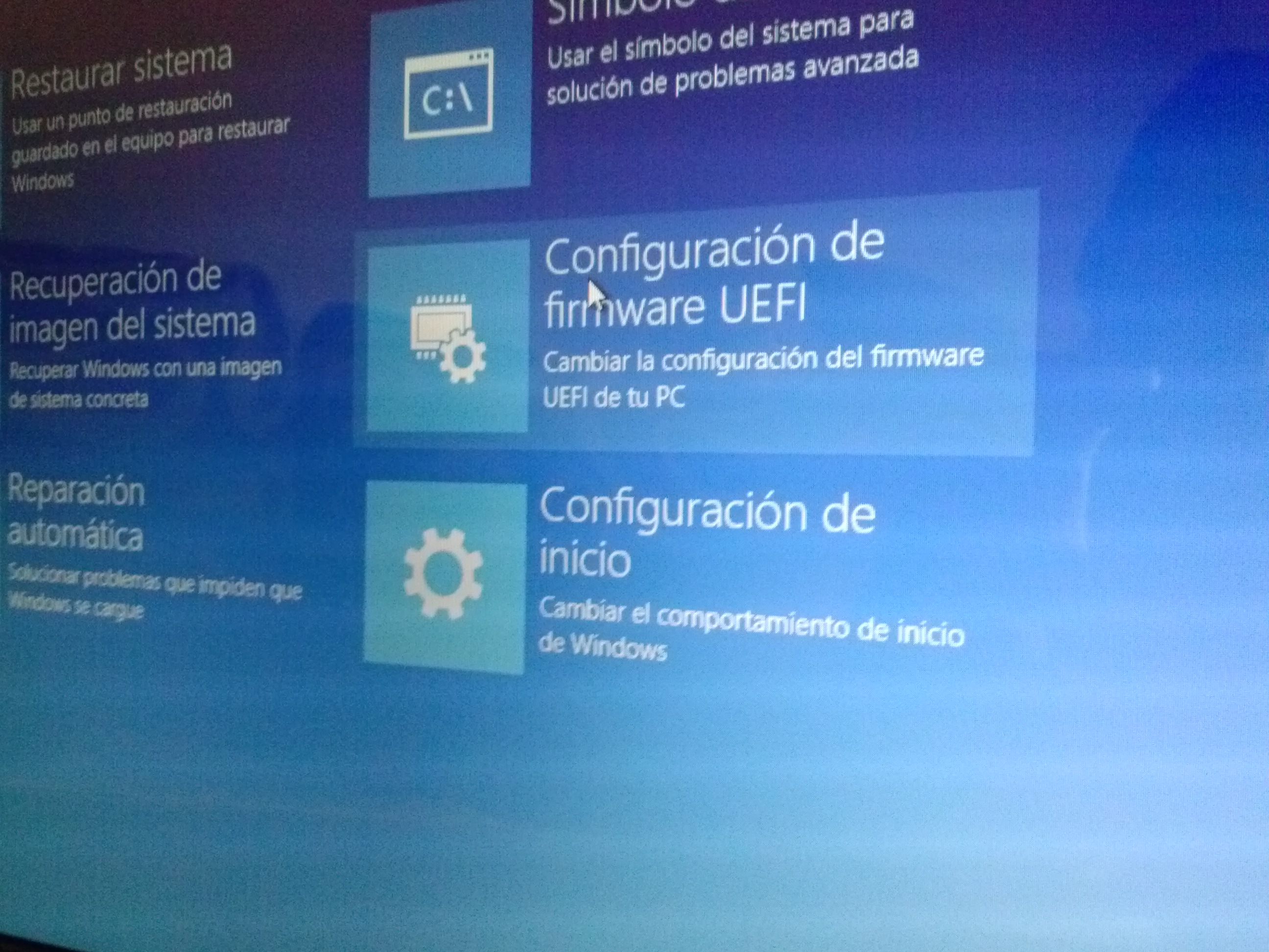 how to get in bios for windows 10 for hp