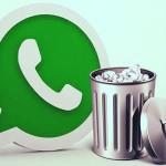 Cómo eliminar un mensaje enviado desde WhatsApp