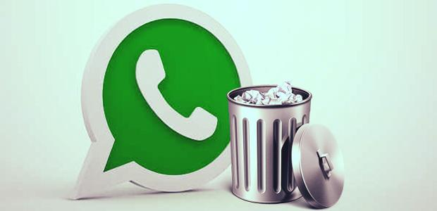 eliminar mensaje de whatsapp