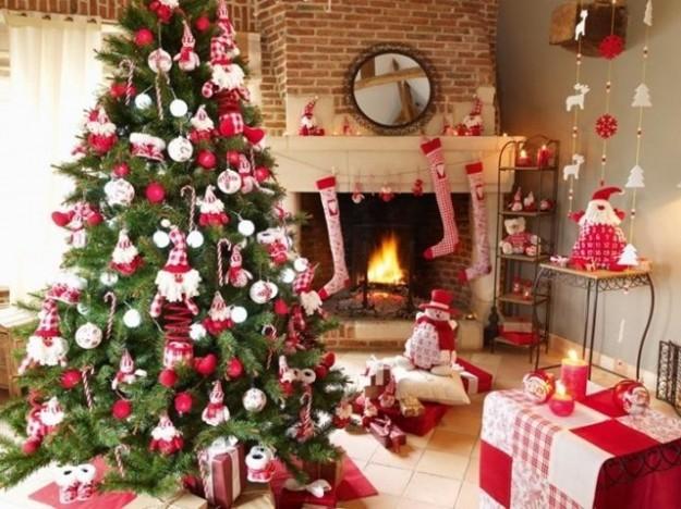 Cómo hacer adornos de Navidad 6