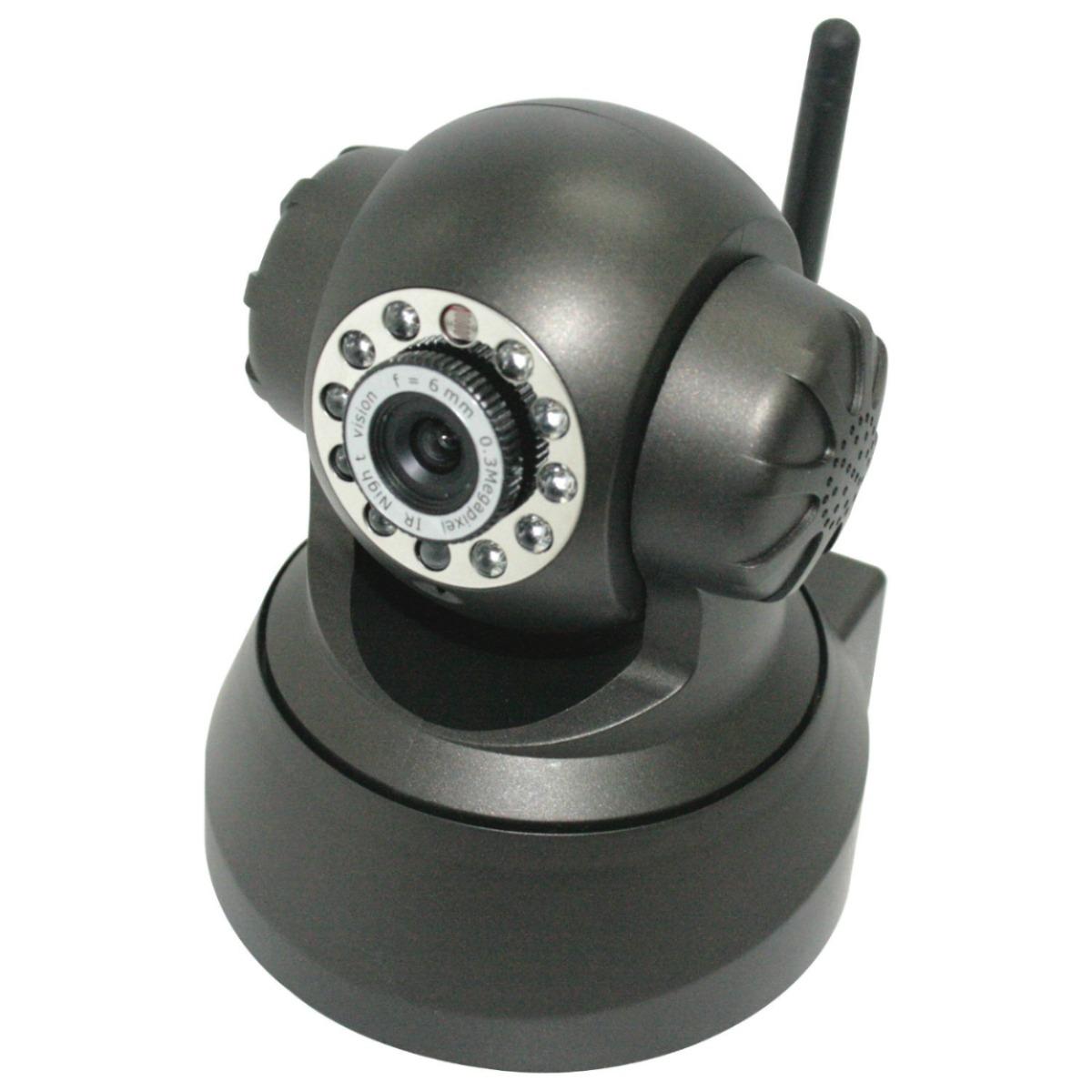 configurar camara vigilacncia IP